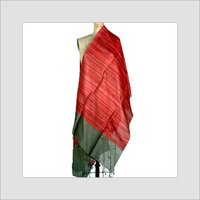 Raw Silk Stole