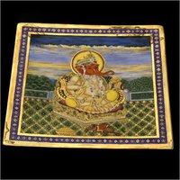 Ganeshji Plate