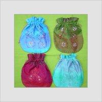 Silk Bags Pouch