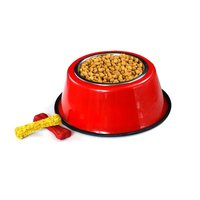 Anti Skid Coloured Detachable Pet Bowls