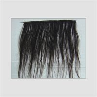 Remy Single Drawn Hand-Tied Weft Hair