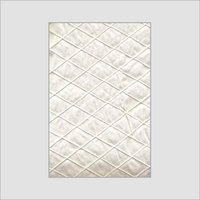 Silk Dupioni Ivory Pintuck Fabric