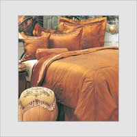 Silk Dupioni Duvet Bedding Set