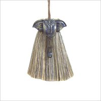 Elephant Resin Tassels