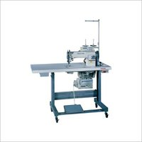 Single Needle Flatbed Sewing Machine