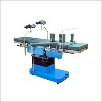 Top Slide Electro Operation Theater Table