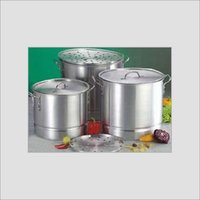 ALUMINIUM STEAMER STOCK POT