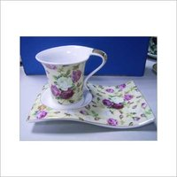 Porcelain Tea Cup And Saucer Sets
