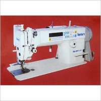 Single Needle Flatbed Lockstitch Sewing Machine