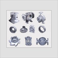 Process Pump Casting Parts