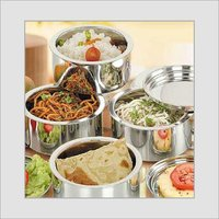 STAINLESS STEEL INSULATED LUNCH CARRIER