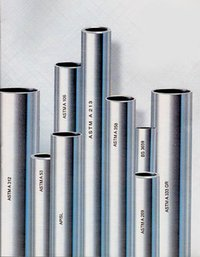 Erw Stainless Steel Tubes