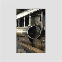 Longitudinal SAW Pipes