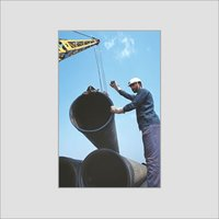 Monel Sheathing Large Diameter Pipes