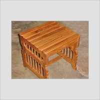 Wooden Strip Table