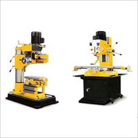 Rigicut Drilling & Milling Machines