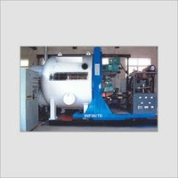 High Vacuum Roll Metalizer Plant
