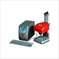 Workshop Dot Marking Machine