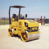 Double Drum Asphalt Compactors