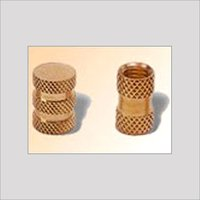 Knurling Brass Inserts