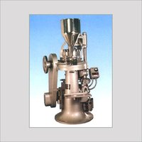 SINGLE SIDED ROTARY TABLETTING MACHINE