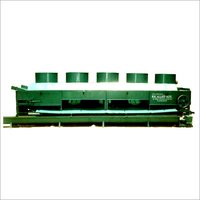 Horizontal Pellet Coller