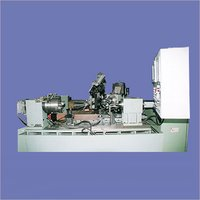 3 Axis CNC Crankshaft IOH Drilling Machine