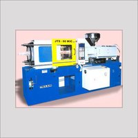 HORIZONTAL SCREW TYPE PLASTIC INJECTION MOULDING MACHINE