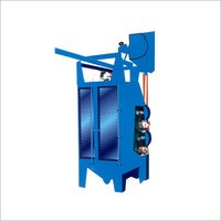 Monorail Double Hanger Type Shot Blasting Machine