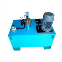 Single Station Hydraulic Power Unit