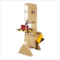WOOD & METAL CUTTING BANDSAW VERTICAL MACHINE