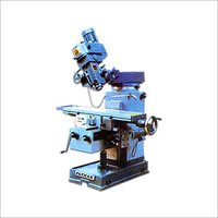 All Geared Ram Turret Milling Machine