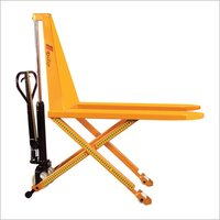 HIGH LIFTING HAND PALLET TRUCK