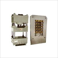 Closed Frame Rubber Moulding Presses