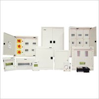 Metal MCB Distribution Boards