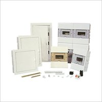 Thermoplastic MCB Distribution Boards
