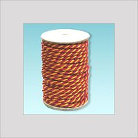 NARROW Twisted Zari Cord
