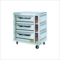 Gas & Electric Oven