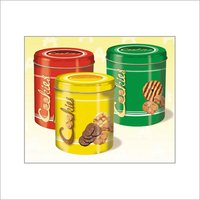 Cookies Tin Cans