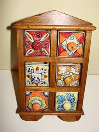 CERAMIC DRAWER