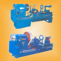 Heavy Duty Belt Driven Lathes Machines