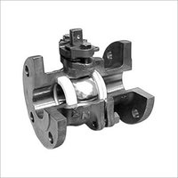Pocket Less Ball Valve