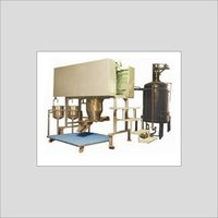 Automatic Batch Foam Machine