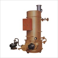 SMOKE TUBE SHELL AND TUBE TYPE HOT WATER GENERATOR