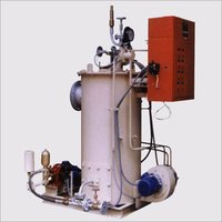 MINIATURE OIL FIRED FULLY AUTOMATIC NON IBR STEAM BOILER