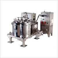Vertical Centrifuges