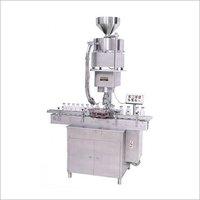 Automatic Single Head Aluminium Cap Sealing Machine