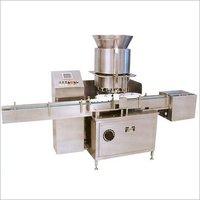 Automatic Twelve Head Aluminium Cap Sealing Machine