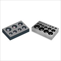 Flat Steel Dapping Blocks