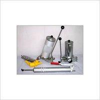 LUBRICATION PUMPS & GREASE GUNS